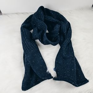 Universal Thread Speckled Long Knit Scarf